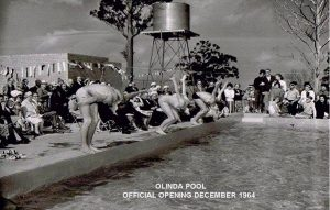 Olinda Pool Official Opening December 1964